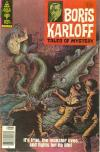 Boris Karloff Tales of Mystery #93 comic books for sale