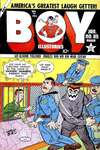 Boy Comics #85 comic books - cover scans photos Boy Comics #85 comic books - covers, picture gallery