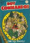 Boy Commandos #8 comic books for sale
