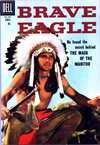 Brave Eagle #1 comic books - cover scans photos Brave Eagle #1 comic books - covers, picture gallery