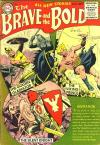 Brave and the Bold comic books