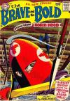 Brave and the Bold #10 Comic Books - Covers, Scans, Photos  in Brave and the Bold Comic Books - Covers, Scans, Gallery