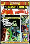 Brave and the Bold #112 comic books for sale