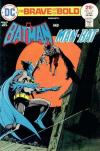 Brave and the Bold #119 comic books - cover scans photos Brave and the Bold #119 comic books - covers, picture gallery