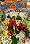 Brave and the Bold #12 Comic Books - Covers, Scans, Photos  in Brave and the Bold Comic Books - Covers, Scans, Gallery