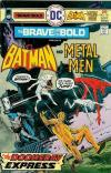 Brave and the Bold #121 Comic Books - Covers, Scans, Photos  in Brave and the Bold Comic Books - Covers, Scans, Gallery