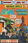 Brave and the Bold #122 comic books - cover scans photos Brave and the Bold #122 comic books - covers, picture gallery