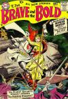 Brave and the Bold #13 Comic Books - Covers, Scans, Photos  in Brave and the Bold Comic Books - Covers, Scans, Gallery