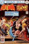 Brave and the Bold #132 comic books - cover scans photos Brave and the Bold #132 comic books - covers, picture gallery