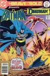 Brave and the Bold #133 comic books - cover scans photos Brave and the Bold #133 comic books - covers, picture gallery