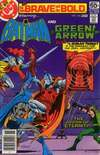 Brave and the Bold #144 comic books - cover scans photos Brave and the Bold #144 comic books - covers, picture gallery