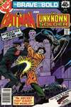 Brave and the Bold #146 Comic Books - Covers, Scans, Photos  in Brave and the Bold Comic Books - Covers, Scans, Gallery