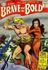 Brave and the Bold #16 Comic Books - Covers, Scans, Photos  in Brave and the Bold Comic Books - Covers, Scans, Gallery