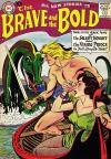 Brave and the Bold #17 Comic Books - Covers, Scans, Photos  in Brave and the Bold Comic Books - Covers, Scans, Gallery