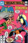 Brave and the Bold #186 comic books - cover scans photos Brave and the Bold #186 comic books - covers, picture gallery