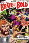 Brave and the Bold #22 Comic Books - Covers, Scans, Photos  in Brave and the Bold Comic Books - Covers, Scans, Gallery