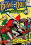 Brave and the Bold #6 Comic Books - Covers, Scans, Photos  in Brave and the Bold Comic Books - Covers, Scans, Gallery