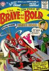 Brave and the Bold #7 Comic Books - Covers, Scans, Photos  in Brave and the Bold Comic Books - Covers, Scans, Gallery