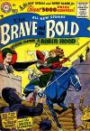 Brave and the Bold #8 Comic Books - Covers, Scans, Photos  in Brave and the Bold Comic Books - Covers, Scans, Gallery