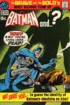 Brave and the Bold #95 Comic Books - Covers, Scans, Photos  in Brave and the Bold Comic Books - Covers, Scans, Gallery