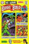 Brave and the Bold Annual No. 1 1969 Issue comic books