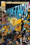 Break-Thru #1 comic books - cover scans photos Break-Thru #1 comic books - covers, picture gallery