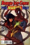 Breaking into Comics the Marvel Way comic books