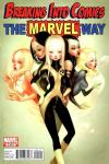 Breaking into Comics the Marvel Way #2 comic books for sale