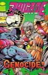 Brigade #2 Comic Books - Covers, Scans, Photos  in Brigade Comic Books - Covers, Scans, Gallery