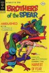 Brothers of the Spear #12 comic books - cover scans photos Brothers of the Spear #12 comic books - covers, picture gallery