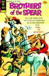 Brothers of the Spear #13 comic books - cover scans photos Brothers of the Spear #13 comic books - covers, picture gallery