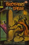 Brothers of the Spear #14 comic books - cover scans photos Brothers of the Spear #14 comic books - covers, picture gallery