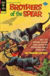 Brothers of the Spear #15 comic books - cover scans photos Brothers of the Spear #15 comic books - covers, picture gallery