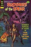 Brothers of the Spear #17 comic books - cover scans photos Brothers of the Spear #17 comic books - covers, picture gallery