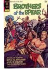 Brothers of the Spear #3 comic books - cover scans photos Brothers of the Spear #3 comic books - covers, picture gallery