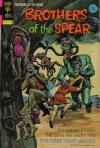Brothers of the Spear #7 comic books - cover scans photos Brothers of the Spear #7 comic books - covers, picture gallery
