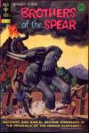 Brothers of the Spear #9 comic books - cover scans photos Brothers of the Spear #9 comic books - covers, picture gallery