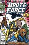 Brute Force #1 comic books - cover scans photos Brute Force #1 comic books - covers, picture gallery