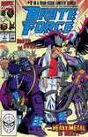 Brute Force #2 comic books - cover scans photos Brute Force #2 comic books - covers, picture gallery