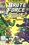 Brute Force #4 comic books - cover scans photos Brute Force #4 comic books - covers, picture gallery