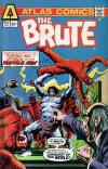 Brute #2 Comic Books - Covers, Scans, Photos  in Brute Comic Books - Covers, Scans, Gallery