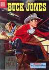 Buck Jones #13 Comic Books - Covers, Scans, Photos  in Buck Jones Comic Books - Covers, Scans, Gallery