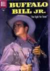 Buffalo Bill Jr. #9 comic books - cover scans photos Buffalo Bill Jr. #9 comic books - covers, picture gallery