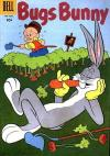 Bugs Bunny #62 comic books - cover scans photos Bugs Bunny #62 comic books - covers, picture gallery