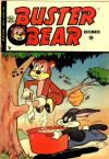 Buster Bear comic books