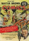 Buster Brown Comics #13 comic books for sale