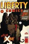 CBLDF Presents: Liberty Comics comic books