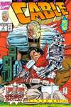 Cable - Blood and Metal #2 comic books - cover scans photos Cable - Blood and Metal #2 comic books - covers, picture gallery
