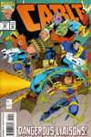 Cable #10 comic books - cover scans photos Cable #10 comic books - covers, picture gallery