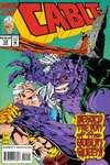Cable #14 comic books - cover scans photos Cable #14 comic books - covers, picture gallery